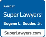 Super Lawyers Eugene L. Souder, Jr.